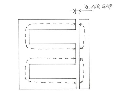 inductor air gap inductor with air gap 28 images patent us5992690 fluid metering system with disconnect and