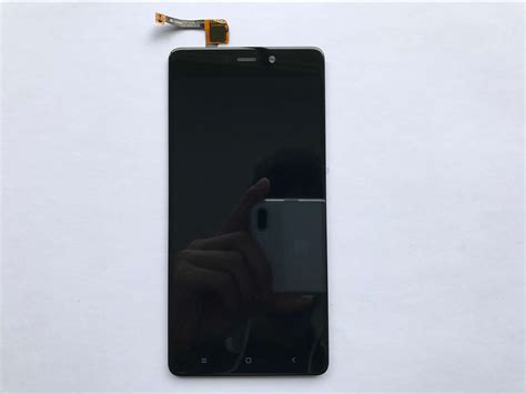Lcd Fullsheet Xiaomi Redmi 4 Prime Original lcd display touch screen digitizer assembly for xiaomi