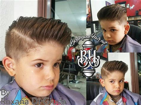 pompadour haircut toddler 40 cute easy hairstyles for school boys 2016 atoz