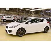 Kia Boosts European Car Engine Production By 6%