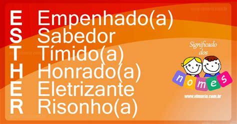 significado de ester significado do nome esther e sua numerologia signos e
