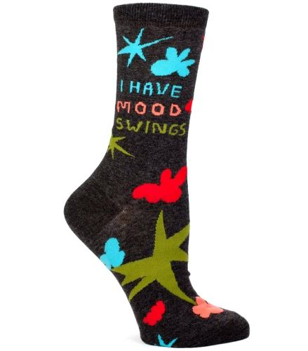 having mood swings mood swings socks