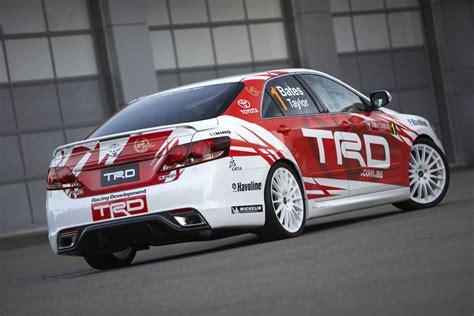 Toyota Race Toyota Trd Aurion Race Car Photo 1 2958