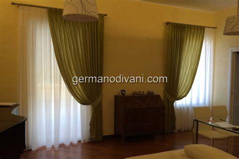 tendaggi eleganti germano divani tende arredamento genova stoffe e tessuti
