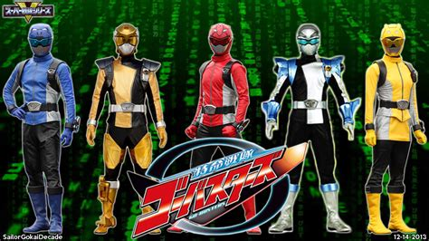 B For Buster tokumei sentai go busters wp by jm511 on deviantart