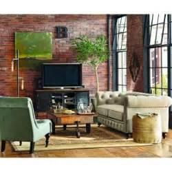 gordon tufted sofa home depot home decorators collection gordon linen sofa