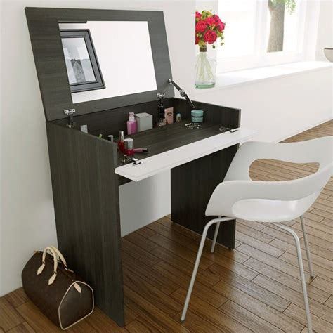White Lacquer Vanity Table by Vanity In White Lacquer 221633