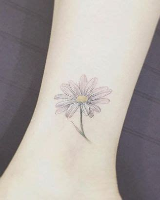 margarita flower tattoo designs ankle tattoos ankle tattoos for and on