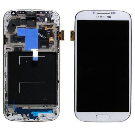 Lcd Galaxy S4 ecran lcd vitre tactile samsung galaxy s4 i9505 d