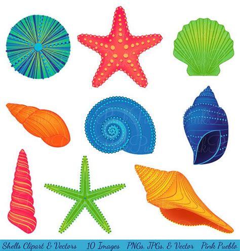 sea shell clip shells clipart clipground
