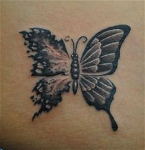 butterfly ass tattoo marketplace butterfly with broken wings 9152