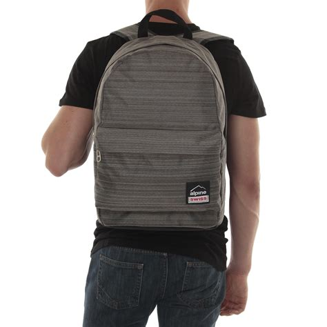bookbag warranty alpine swiss midterm backpack school bag bookbag daypack 1