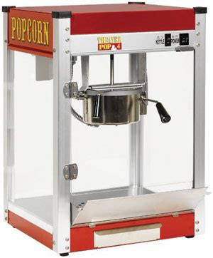 best home theater style popcorn machines for the cave