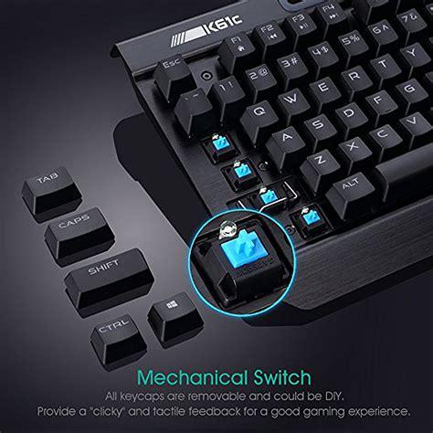 Diskon Keyboard Gaming Mechanical Imperion Mech 10 Size rii k61c wired mechanical gaming keyboard 104 anti ghosting