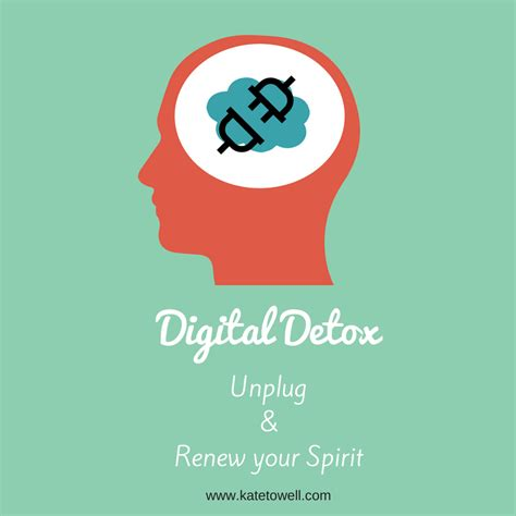 Detox Your Seminar October 12 by Is It Time For A Digital Detox