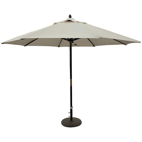 awesome 11 ft patio umbrella 4 11 foot market umbrella