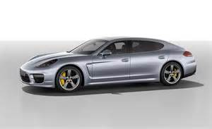 Porsche Panamera Turbo S Executive Car And Driver