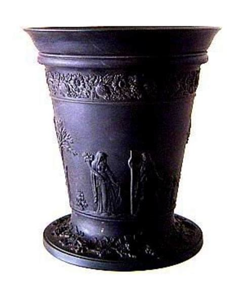 Wedgwood Vases Antique by Antique Wedgwood Basalt Vase For Sale Antiques