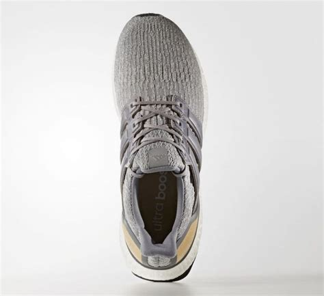Adidas Ultra Boost 3 0 Grey Leather Cage Original Sneakers adidas ultra boost 3 0 quot grey leather cage quot