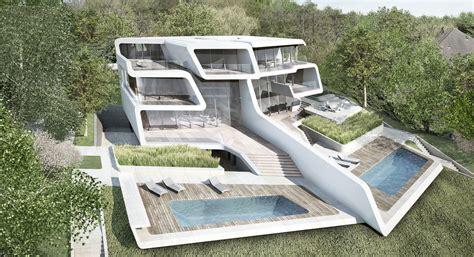 Mukesh Ambani Home Interior k 252 snacht villa in zurich switzerland by zaha hadid architects