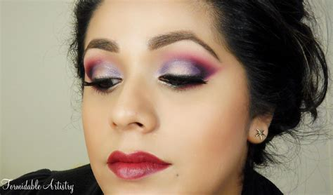 makeup tutorial evil queen formidableartistry once upon a time evil queen red