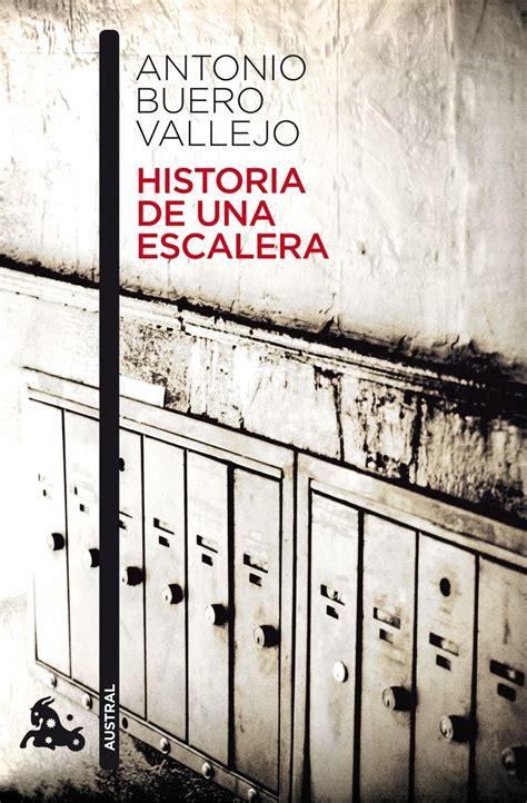 comprar libro historia de una escalera