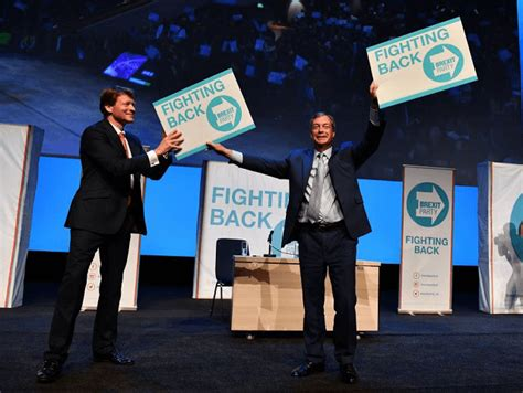 brexit party surges to first place in shock european