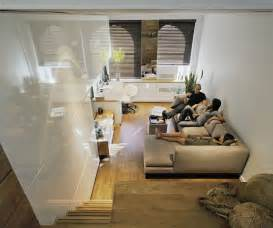 Studio Interior Design Ideas Small Studio Apartment Design In New York Idesignarch Interior Design Architecture