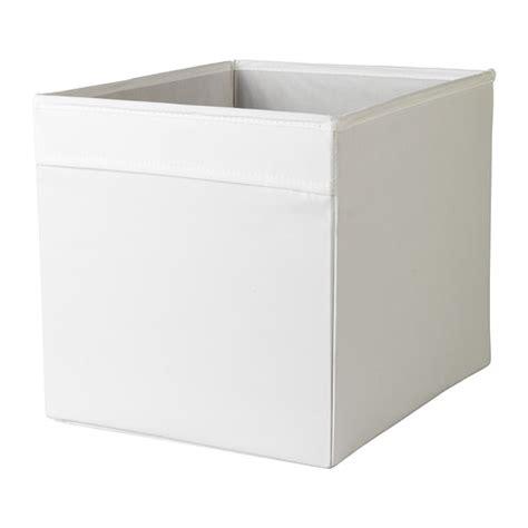 ikea storage box dr 214 na box white 33x38x33 cm ikea