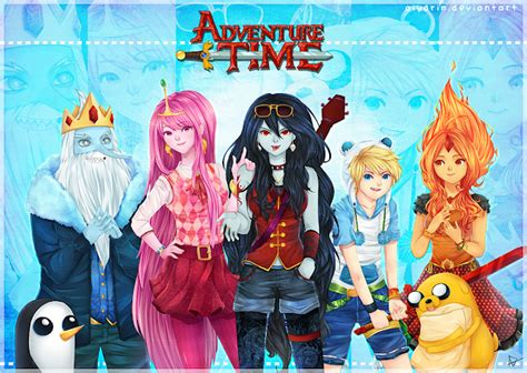 Adventure Time Anime Finn Wallpaper Ialoveniinfo
