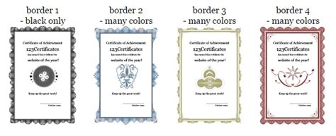 cornici per diplomi e attestati creare attestati di partecipazione diplomi e certificati