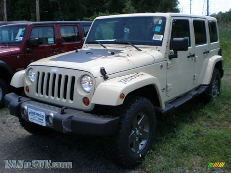 tan jeep 2011 jeep wrangler unlimited sahara tan for sale