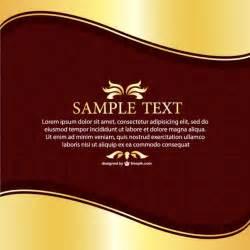retro floral invitation template vector free download