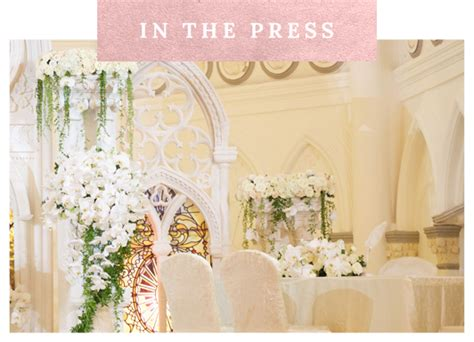 wedding concept singapore wedding diary singapore event concept styling