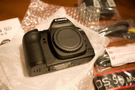 Kamera Canon Eos 5d Ii jual canon 5d ii bekas kamera digital canon