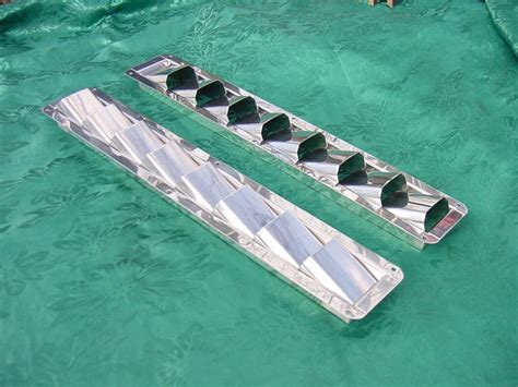 boat bilge vents stainless steel boat marine bilge vents 8 raised louver 2