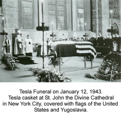 Where Is Tesla Buried Above Tesla Ashes Were Placed In A Golden Sphere Tesla