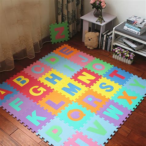 Abc Floor Mat Puzzle by Aliexpress Buy High Quality Eco Friendly Number