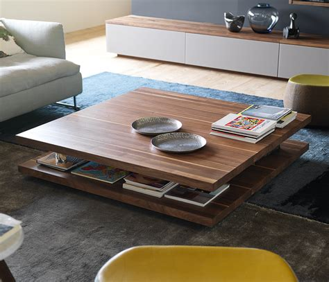 Living Room Tables Uk Luxury Modern Wood Coffee Table Team 7 C3 Wharfside Furniture