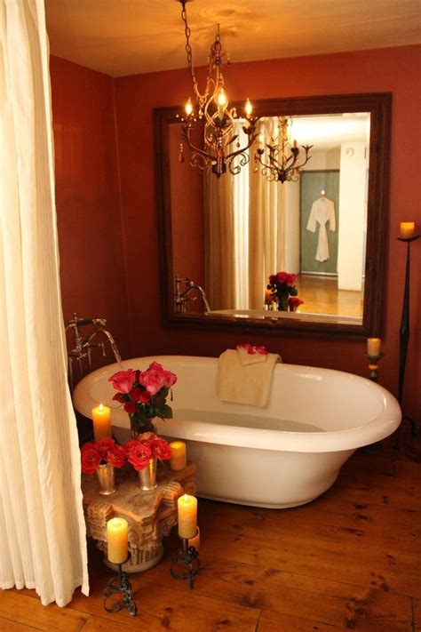 romantic bathtubs best 25 romantic bath ideas on pinterest romantic