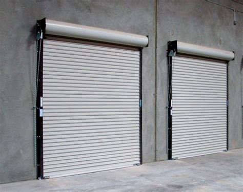 Steel Warehouse Roll Up Doors Nor Cal Overhead Inc Overhead Roll Up Door