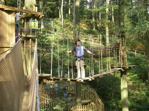 Dalby Forest Eco Friendly Visitor Centre Opens by Go Ape At Dalby Forest Attraction Dalby Forest
