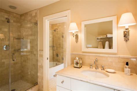 what to put in a guest bathroom guest bathrooms villanova traditional bathroom
