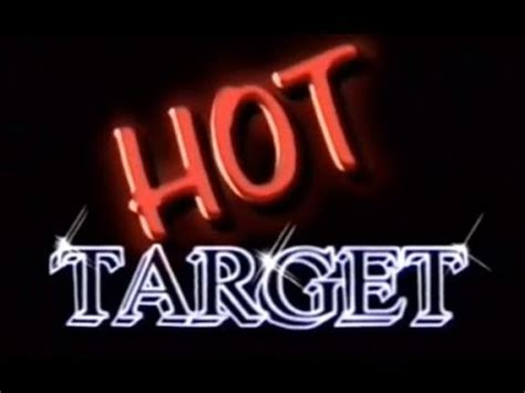 film hot target hot target hollywood romantic thriller movie simone