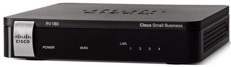 cisco rv180 k9 g5 1xwan 4xlan vpn routery sklep