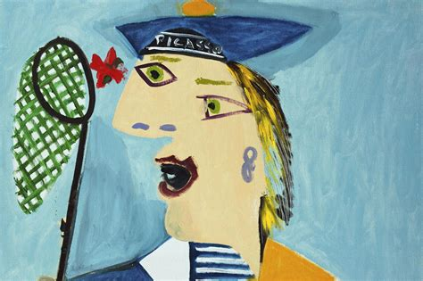 New Home Design Tv Show picasso portraits exhibition review all about that face