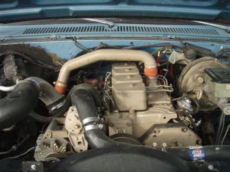 buy  chevy blazer cummins bt turbo diesel   speed   pueblo colorado united states
