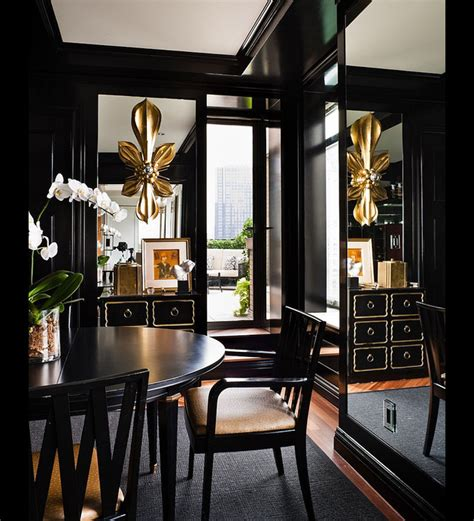 black decor best luxury home decor with black furniture