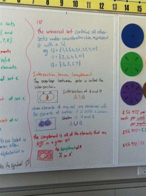 venn diagram notes 2cmat venn diagram notes missburkerocks