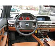 Picture Of 2007 Bmw 7 Series 760li Interior Pictures